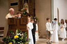 Ceremonie communion 102