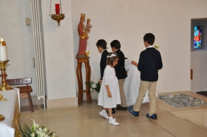 Honouring the Virgin