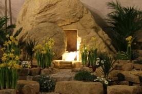 Empty Tomb & Easter Garden