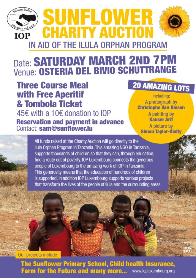 Ilula Orphanage Auction