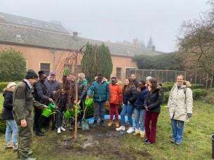 Tree planting 26 Jan
